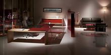 Włoskie biurko GENESIS 06