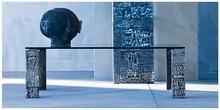 Włoska ława zaprojektowana przez Giorgio Celibertiego to ponadczasowe piękno i nowowczesny projekt, w którym zadbano o każdy szczegół. Jej...