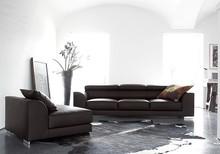 Sofa MASTER to dynamiczny mebel o niebanalnym wyglądzie. Posiada on mechanizm przesuwania siedziska do przodu i do tyłu oraz ruchome wezgłowie. Dzięki...