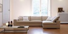 ERAGON to włoski narożnik z kolekcji mebli, która zawiera również sofy w 6 rozmiarach. Można za ich pomocą stworzyć efektywne wyposażenie pokoju...