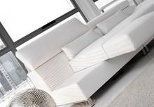 Sofa ALIANT to mebel wyjątkowy, ponieważ posiada on dynamiczny charakter. Uzyskano go dzięki ruchomym podłokietnikom oraz obrotowemu mechanizmowi...
