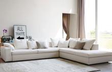 Narożnik BRAD to mebel idealny do każdego salonu, zarówno w stylu nowoczesnym, jak i bardziej tradycyjnym. Jego wypełnienie składa się z gęsiego puchu...