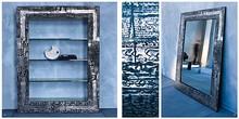 """Lustro """"MORGANA"""" (włoskie) to dzieło Giorgio Celibertiego, który potrafi stworzyć produkty charakteryzujące się ponadczasowym pięknem. W tym..."""