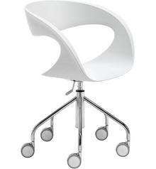 RAFF D-B to włoski fotel biurowy o eleganckim i nowoczesnym wyglądzie, który wspaniale sprawdza się również w salach konferencyjnych. Ten model jest...