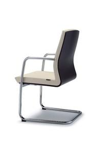 SYNTHESIS SLITA to świetnej jakości włoski fotel biurowy. Jego oparcie i siedzisko wykonane są sklejki. Oparcie jest dodatkowo wzmacniane, wypełnione...