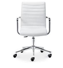 ISTAR DP B to włoski fotel biurowy z podłokietnikami, posiadający dość wszechstronne możliwości zastosowania. Jego podstawa jest chromowana, na...