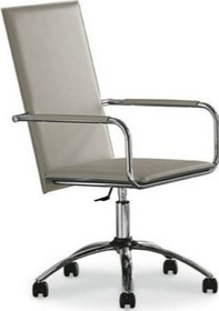 VIVO DPA to włoski fotel biurowy, który może stanowić wyposażenie sal konferencyjnych czy zwykłych pokoi. Jest obszyty tkaniną lub skórą...