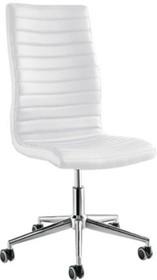 ISTAR D A to wybitnej jakości włoski fotel biurowy. Jest niesłychanie wygodny, ponieważ posiada wysokie oparcie. Jest to obrotowy fotel na kółkach,...