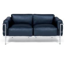 Sofa 2-osobowa GRAND CONFORT wg PROJEKTU LE CORBUSIER