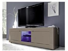 Włoska szafka TV BASIC z 2-frontami uchylnymi wykonana została z płyty MDF. To najlepsze z możliwych połączenie niezwykle dużej praktyczności i...