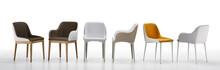 Krzesło z drewniany stelażem w kolorze dębu nauralnego, wybarwianego ciemnego dębu lub orzecha może mieć różne połączenie...
