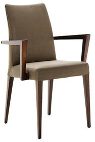 Krzesło MATRIX P - LG- podstawa wykonana może być z buku naturalnego lub wenge. Siedzisko i oparcie obszyte wysokiej jakości prawdziwą skórą miękką,...