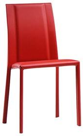 Krzesło SILVY SBR CU jest meblem z górnej półki, bardzo starannie wykonanym, przez co trwałym i odpornym na wszelkie uszkodzenia. Krzesło obszyte...