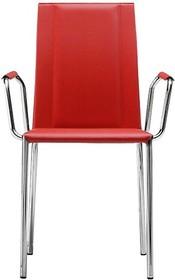 Krzesło SILVY PBR-CU cechuje się bardzo prostą stylistyką, która usatysfakcjonuje osoby o najróżniejszych upodobaniach. Krzesło SILVY jest...