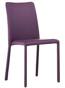 Krzesło SILVY SBR TS w całości obszyte skórą naturalną, eko skórą lub ekologicznymi tkaninami. Posiadamy bardzo dużą gamę kolorystyczną. Oparcie...