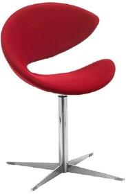 Krzesło TWIST F- TS wykonane jest ze skóry miękkiej i wysokiej jakości tkanin. Jego podstawa jest wykonana w chromie. Krzesło to jest obrotowe. Aby...