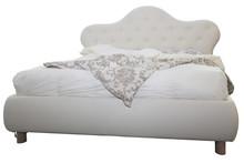 Łóżko z pojemnikiem i stelażem TERESA