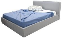 Łóżko z pojemnikiem i stelażem CLARA