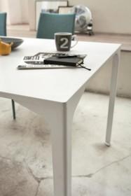 Stół ARMANDO 200x100 cm w całości wykonany został z metalu. Można go więc optymalnie dopasować do stworzonej już aranżacji pomieszczenia....