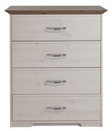 Dane szczegółowe  Opis produktu Kod produktu 16081 Materiał drewno sosnowe bielone Kolor biały/stone Wymiary szerokość: 96 cm wysokość: 96 cm...