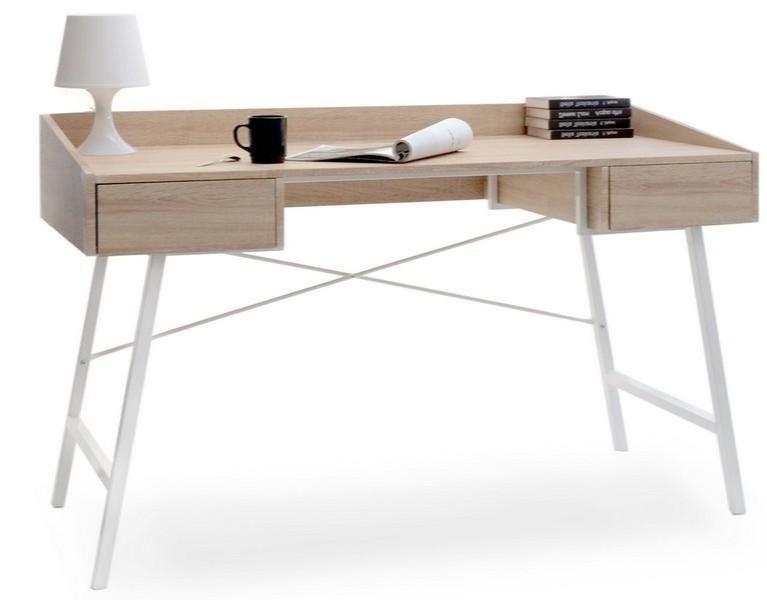 drewniane biurko skandynawskie eslov mpt meble