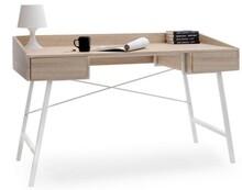 Eslov to niebanalne, bardzo stylowe biurko, które znajdzie zastosowanie w wielu wnętrzach.  Świetnie sprawdzi się w pokoju młodzieżowym, wnętrzach...
