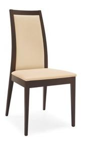 Krzesło Cortina chrakteryzuje się wysokim oparciem i bardzo wygodnym siedziskiem. Idealnie sprawdza się w salach restauracyjnych. Solidny stelaż wykonany...