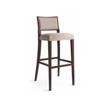 Włoski hokerl Victoria. Stelaż drewno lite buk wybarwiany na wenge, obszycie specjalna ekoskóra. Do hokeraa można dokupić krzesło oraz fotel o tej...