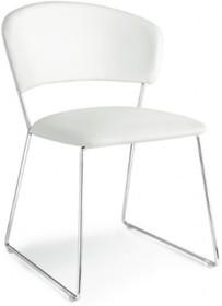 Stabilne, wygodne oraz wzorowo wykonane to główne atuty krzesła Atlantis. Stelaż krzesła wykonany jest z pręta stalowego chromowanego. Siedzisko i...