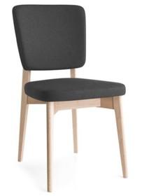 Krzesło ESCUDO to nowość z kolekcji 2016. Stylistycznie jest to powrót do lat 80-tych. Ciekawa forma, idelany dobór kolorystyczny tkanin...