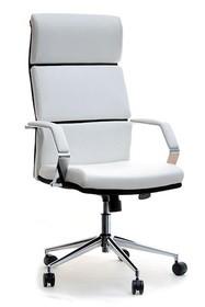 Fotel gabinetowy BOND - biały