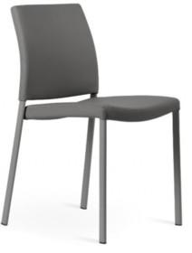 Siedzisko i oparcie tego krzesła jest lekko profilowane. Krzesło dostępne jest tylko w trzech opcjach: - stelaż biały + siedzisko i oparcie białe -...