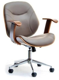 Niebywale stylowy fotel biurowy Ray będzie znakomitym rozwiązaniem przede wszystkim do wnętrz biurowych.  Pozwoli tam na bardzo wygodna pracę przy...