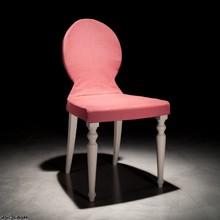 Włoskie krzesło LUDWIK XVI -podstawa lite drewno, siedzisko tapicerowane. Wzorniki kolorów drewna oraz tkanin do zobaczenia w galerii zdjęć.<br...