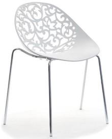 Zakochaj się w naszej niewiarygodnie bajecznej kolekcji ażurowych krzeseł. Tym razem pragniemy przedstawić Państwu model z zestawu DALIA. DALIA cieszy...
