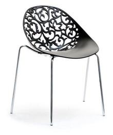 Piękne, bardzo stylowe i efektowne, ażurowe krzesło zwróci uwagę nawet bardzo wymagających osób. To mebel elegancki, który do każdej aranżacji...