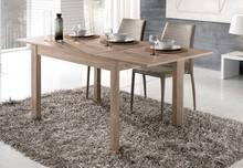 Stół Polar o wymiarze 120x80 cm, rozkładanym do 180 cm.<br />Stół występuje w trzech kolorach laminatu: modrzew, dąb sonoma lub...