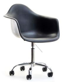 Designerski fotel obrotowy dostępny jest w dwóch kolorach, co znacznie ułatwi dopasowanie go do wybranego wnętrza.  To produkt nowoczesny, gustowny,...