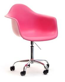 Designerski fotel obrotowy dostępny jest w dwóch kolorach, co znacznie ułatwi dopasowanie go do wybranego wnętrza. To produkt nowoczesny, gustowny, który...