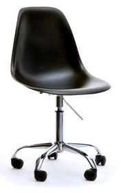 Prosty, nowoczesny fotel obrotowy sprawdzi się w bardzo wielu wnętrzach. Może być znakomitym rozwiązaniem do pokoju młodzieżowego lub domowego...