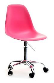 Fotel na kółkach w różowym kolorze będzie znakomitym rozwiązaniem przede wszystkim do każdego pokoju młodzieżowego.  To mebel przydatny, bardzo...