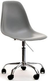 Nowoczesne krzesło obrotowe sprawdzi się w wielu wnętrzach. Będzie znakomitym rozwiązaniem do pokoju młodzieżowego lub dziecięcego.  Krzesło...