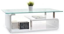 Bardzo nowoczesna, szklana ława to stylowy mebel, który sprawdzi się w wielu wnętrzach.  Przede wszystkim będzie znakomitym rozwiązaniem do...