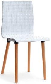 Stylowe krzesło w skandynawskim stylu wkomponuje się do bardzo wielu wnętrz.  Będzie znakomitym rozwiązaniem do nowoczesnej kuchni czy jadalni....