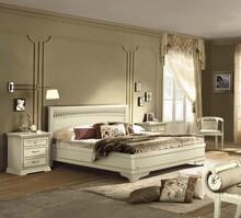 Na zdjęciu zaprezentowane jest łóżko TORRIANI TIZIANOopowierzchni spania 160/200cm Z...