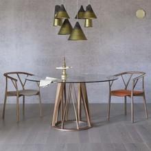 """Duży i eksluzywny włoski stół ACCO podstawa wykonana z drewna orzecha włoskiego """" canaletto"""" Stół dostępny jest z 2 rozmiarach blatu..."""
