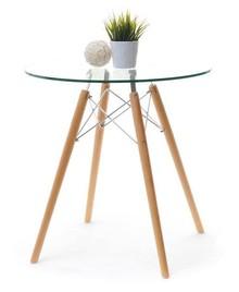 Szklany stół Eames szczególnie przypadnie do gustu wszystkim miłośnikom współczesnego wzornictwa.  To mebel prosty, efektowny, który będzie się...