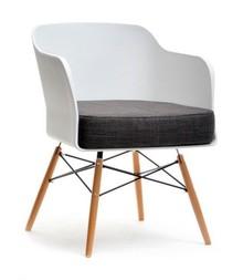 Cube to designerski i bardzo ciekawy fotel, który na pewno zwróci uwagę wielu osób. Cechuje się dość niebanalną stylistyką, dzięki czemu spodoba...