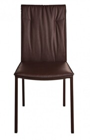 Włoskie krzesło Chiara. eleganckie i wygodne. Dostępne w 4 kolorach eko skóry. Idealanie prezentuje się ze stołem Capri. Minimalne...
