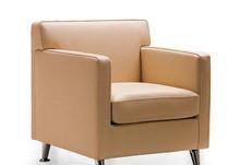 Włoski fotel City pochodzi z luksusowej kolekcji firmy Rosini sofa. Fotel tapicerowny jest w skórze. Cena widoczna na stronie dotyczy fotela...
